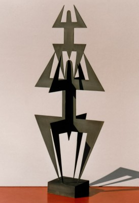 Sculptures en fer