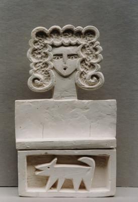 Sculptures en plâtre